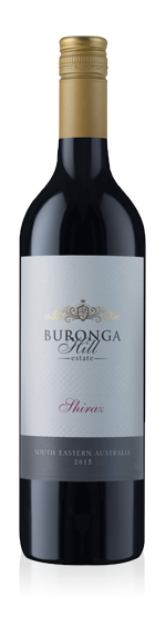Buronga Hill Shiraz 2015 Shiraz