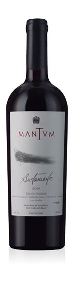 Bustamante Edición Limitada 'Mantum'2012