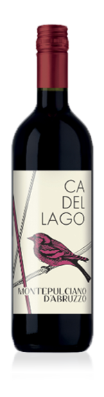 vin Ca' Del Lago Montepulciano d'Abruzzo 2014 Montepulciano