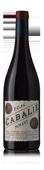 vin Cabalié Igp 2016 Grenache