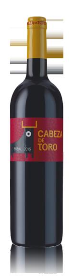 Cabeza De Toro Bobal 2015 Bobal