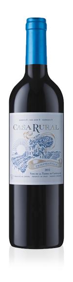 Casa Rural 2012 Tempranillo