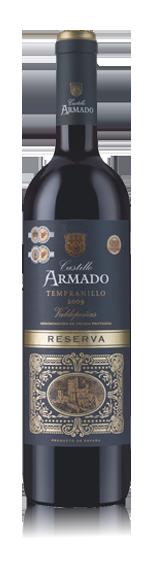 vin Castillo Armado Reserva 2009 Tempranillo