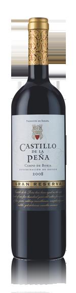 vin Castillo De La Pena Gran Res 2008 Garnacha