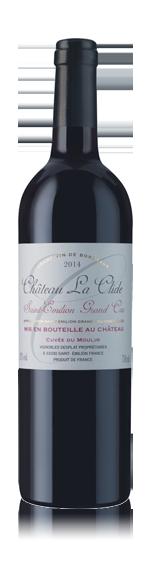 vin Moulin Du Château La Clide St Emilion Gc 2014 Merlot