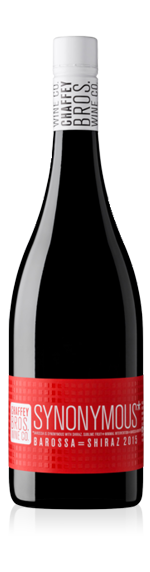Chaffey Bros Synonymous Shiraz 2015