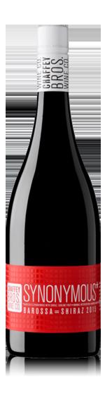 vin Chaffey Bros Synonymous Shiraz 2015 Shiraz