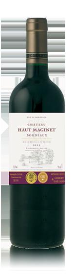 Château Haut Maginet Bordeaux 2015