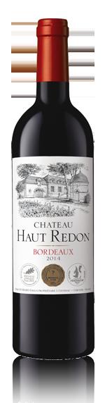 Château Haut Redon Bdx 2014