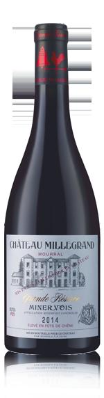 vin Château Millegrand Mourral Grande Réserve 2014 Syrah