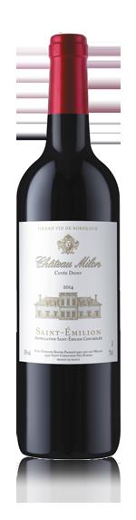 Chateau Milon Cuvée Diony St Emilion 2014 Merlot