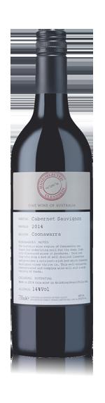vin Cleanskin Coonawarra Cab Sauv 2014 Cabernet Sauvignon