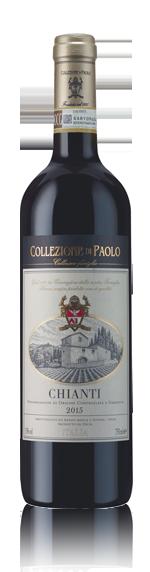 vin Collezione Di Paolo Chianti DOCG 2015 Sangiovese
