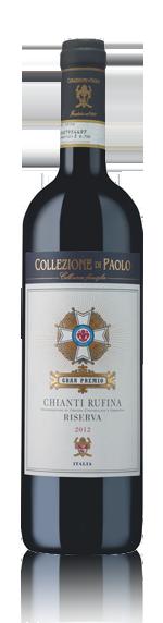 vin Collezione Di Paolo Chianti Rufina Riserva 2012 Sangiovese