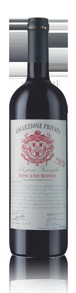 vin Collezione Privata Selezione Famiglia Num 002 2014 Sangiovese