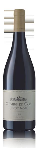 vin Collovray & Terrier Chemins De Casel Pinot Noir 2015 Pinot Noir