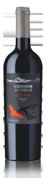 Condor Andino Reserve Malbec 2013 Malbec