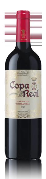 vin Copa Real Tinto 2015 Tempranillo