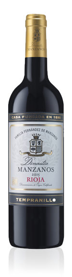 Dinastia Manzanos Oak Aged Rioja 2015