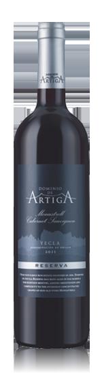 vin Dominio De Artiga Reserva 2011 Monastrell