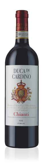 Duca Di Cardino Chianti Docg 2015 Sangiovese