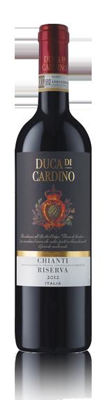 vin Duca Di Cardino Chianti Riserva Docg 2012 Sangiovese