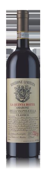 vin Edizione Limitata Quinta Botte Amarone 2013 Corvina