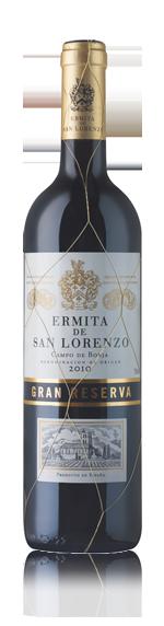 vin Ermita De San Lorenzo Gran Reserva 2010 Garnacha
