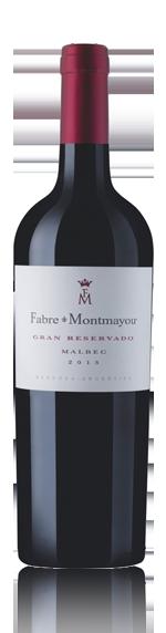 vin Fabre Montmayou Gran Reservado Malbec 2013 Malbec