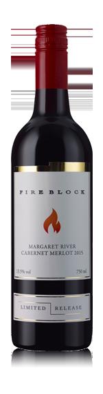 Fire Block Limited Release Cabernet Merlot 2015