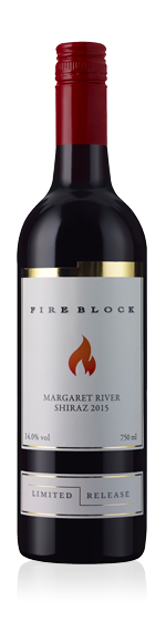 Fire Block Limited Release Shiraz 2015