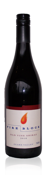 vin Fire Block Old Vine Shiraz 2014 Shiraz
