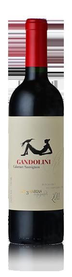 Gandolini Las 3 Marias Vineyards Cabernet Sauvignon 2013 Cabernet Sauvignon