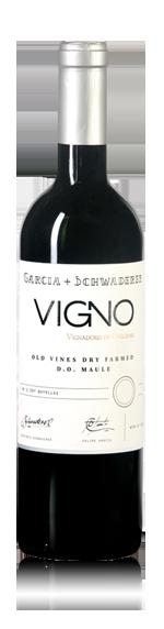 Garcia + Schwaderer Vigno Carignan 2014 Carignan