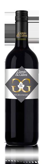 Giorgio & Gianni Negroamaro Puglia 2015