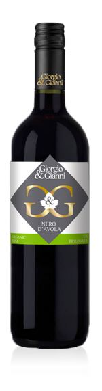 Giorgio & Gianni Nero D'avola Biologico 2015