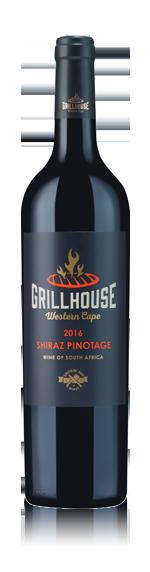 Grill House Shiraz Pinotage 2016