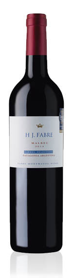Hj Fabre Barrel Selection Malbec 2014 Malbec