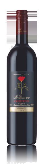Il Papavero Primitivo Puglia Igt 2015