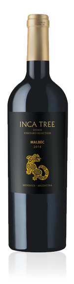 Inca Tree Estate Vineyard Sel Malbec 2014 Malbec