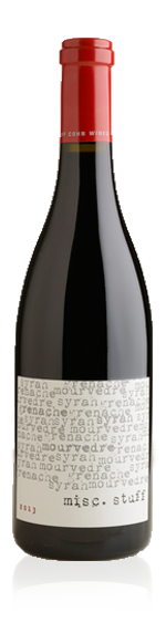 Jc Cellars Misc Stuff Gsm 2012 Grenache