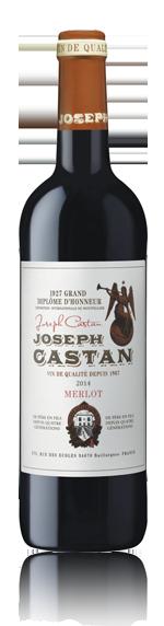 Joseph Castan Vigneron Selection Mer 2014 Merlot