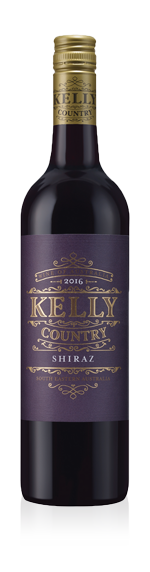 vin Kelly Country Shiraz 2016 Shiraz