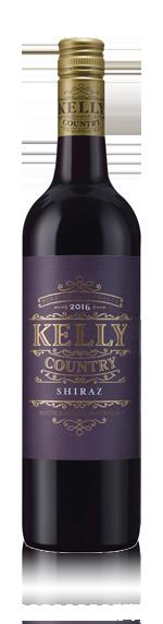 vin Kelly Country Shiraz 2016 Shiraz