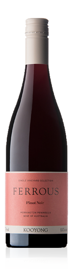 vin Kooyong Single Vineyard Ferrous Pinot Noir 2012 Pinot Noir
