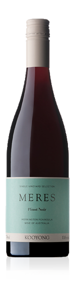 vin Kooyong Single Vineyard Meres Pinot Noir 2012 Pinot Noir