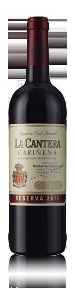 vin La Cantera Reserva Carinena 2011 Garnacha