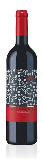 vin La Llave Roja Tempranillo 2015 Tempranillo