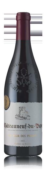 vin La Tour Des Prelats Châteauneuf-Du-Pape 2015 Grenache