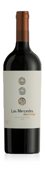 vin Las Mercedes Ensamblaje 2011 Cabernet Sauvignon